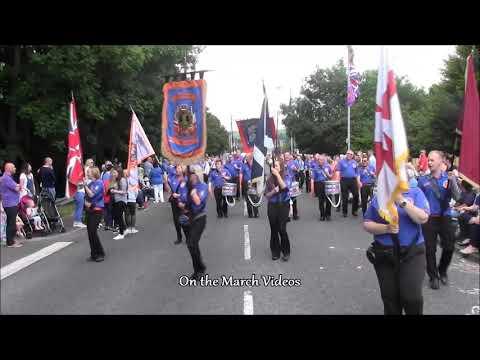 Cloughfern 12th July 2017