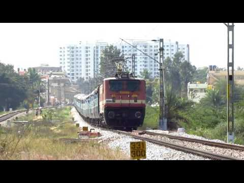 A Special Moment between a Railfan and the Loco Pilots - Indian Railways