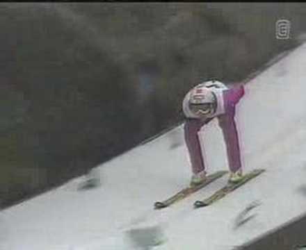 Matti Nykänen - 1988 Bischofshofen