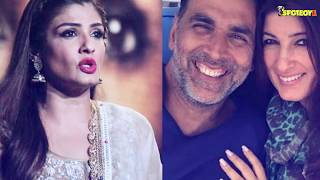 Raveena Tandon Hits Back At Trolls Who Linked Her Tweet To Akshay Kumar