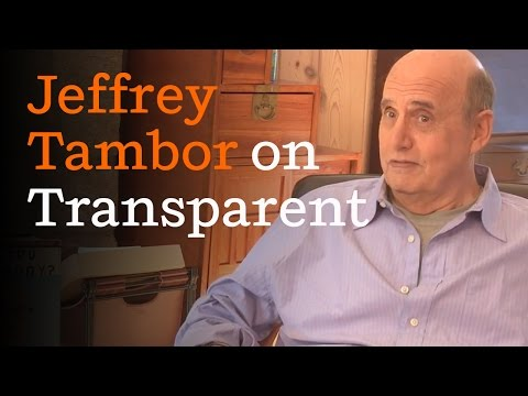 Jeffrey Tambor: Acting on Transparent changed my life