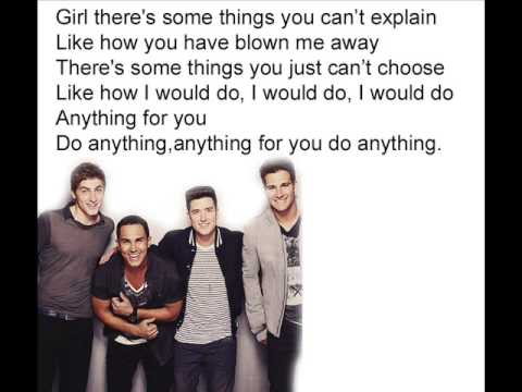 BIG TIME RUSH - BIG TIME RUSH (THEME) LYRICS