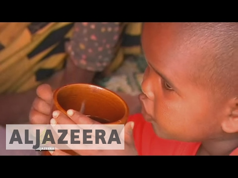 UN warns of mass starvation risk in four countries