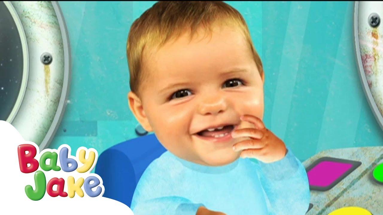 Baby Jake - Magic Adventures! ✨ | Full Episodes | Cartoons for Kids