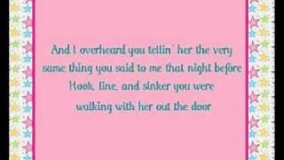 Hoku ~ Another Dumb Blonde Lyrics