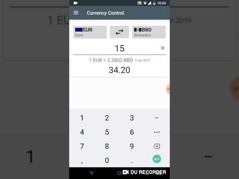 Currency Control-THE Converter