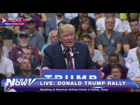 FNN: Donald Trump Dallas Event, Ben Carson, GOP Debate Preview