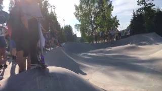 Scoot SM 2018 Best Trick