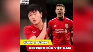 Đội hình những cầu thủ nước ngoài phiên bản Việt Nam (google voice)
