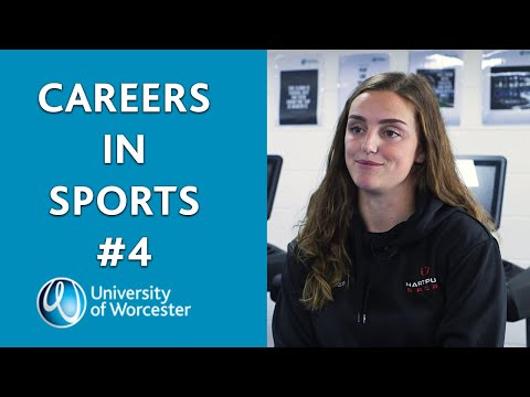 Careers in Sport - Sports Therapist