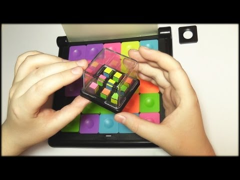 83. Square Puzzle - SOUNDsculptures (ASMR)