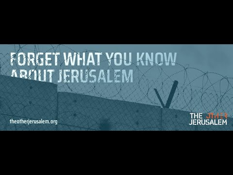 The Other Jerusalem: Legal context and current situation, Prague, 23/10/2018