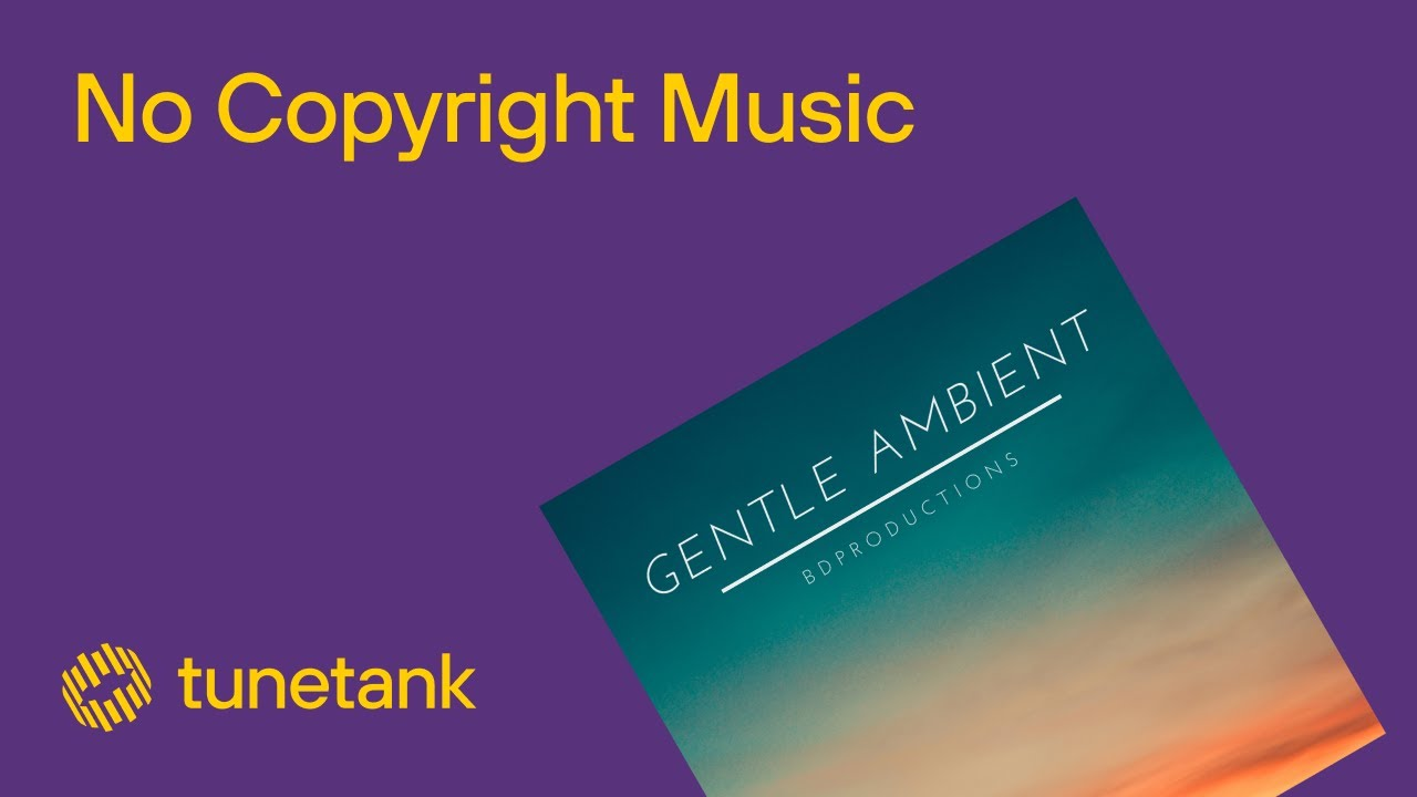 bdProductions - Gentle Ambient (Piano Inspiring Chill Copyright Free Music)