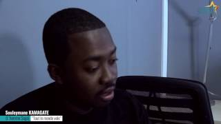 Interview avec Souleymane Kamagaté dit l'homme Saga
