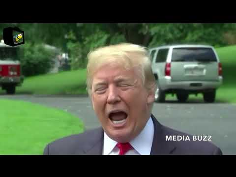 Trump Talks to Reporters About FBI SPYGATE, James Comey Lies and What He Will Do About It
