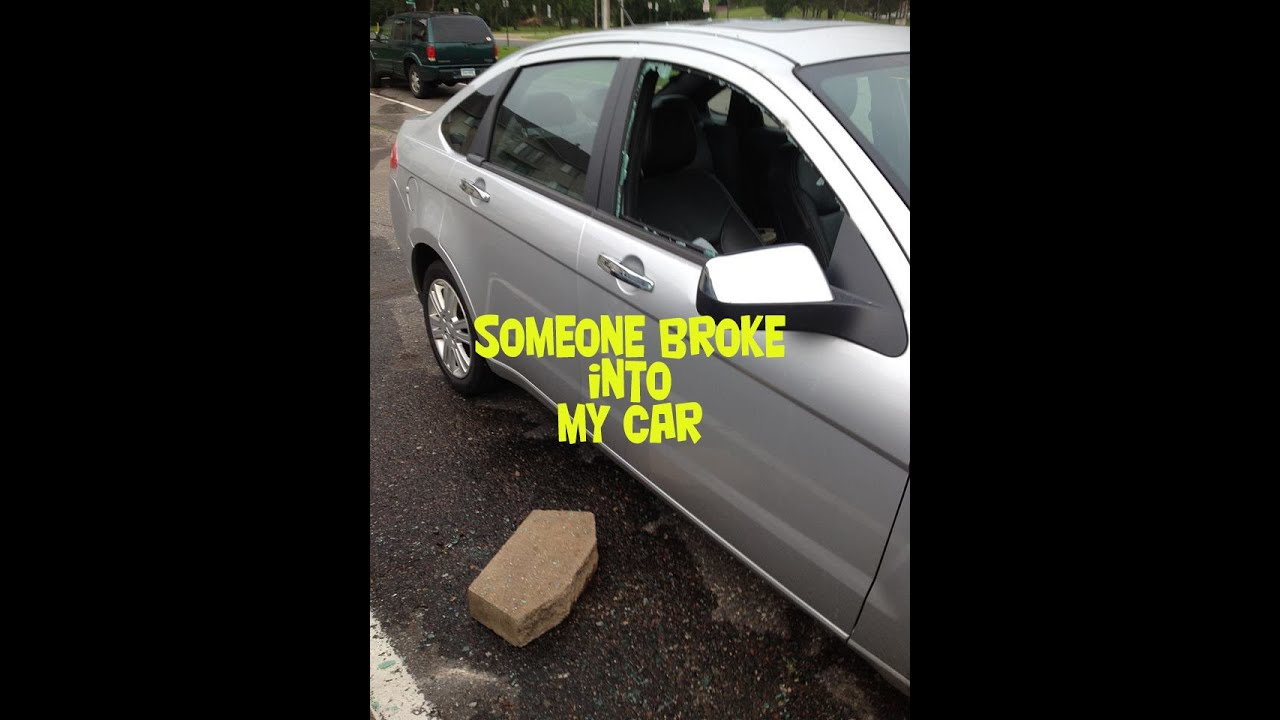 A guy sold me a car, that was broken?