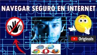 NAVEGAR SEGURO EN INTERNET - Tips y Recomendaciones