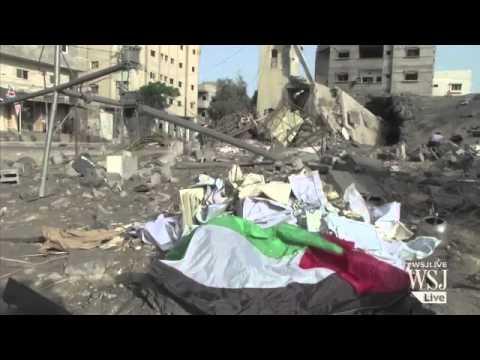 Gaza Death Toll Rises As Israeli Strikes Intensify