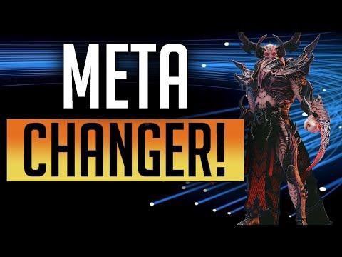 RAID   CANDRAPHON GOT BUFFED! NOW TOP META CHAMPION!
