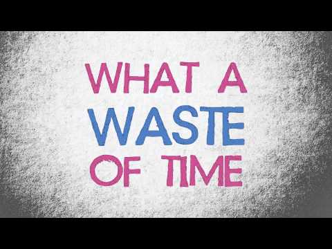 What A Waste Of Time (Instrumental/Karaoke)