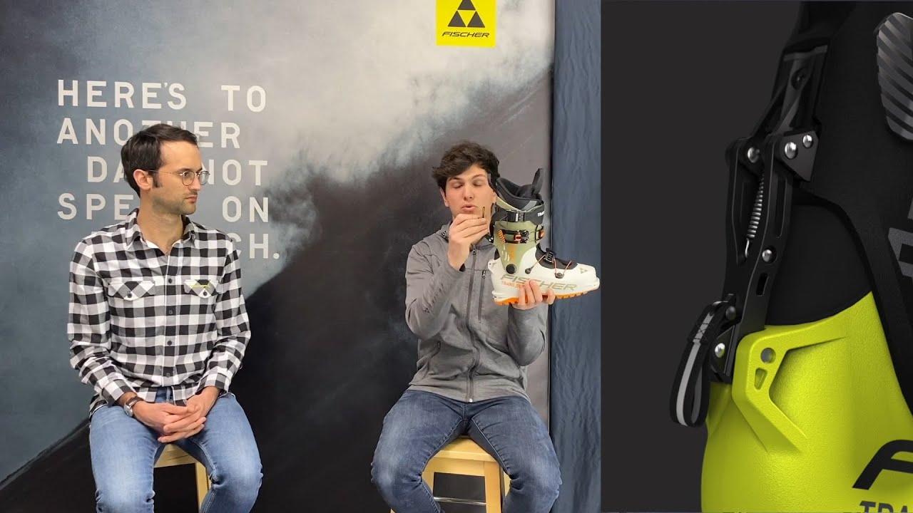 Nouveautés Skis/Chaussures Fischer 2022