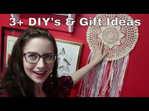 Embroidery Hoop DIY's + Gift Ideas!!
