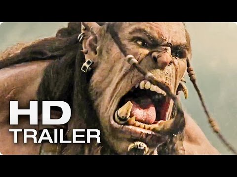 WARCRAFT Movie Trailer (2016)