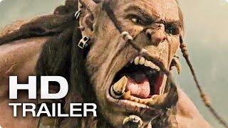WARCRAFT Movie Trailer (2016) thumbnail