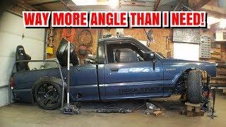 DIY WiseFab Angle on the Drift Truck