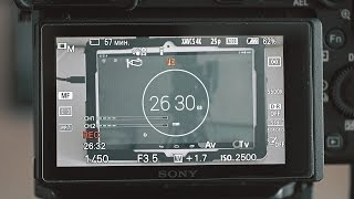 sony a6300 4k video overheating test