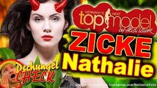 Dschungelcamp 2016: TOPMODEL-ZICKE Nathalie Volk (Ich bin ein Star-/IBES-Kandidaten GNTM)