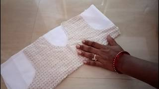 One  year baby simple Frock Cutting in Hindi Part -1