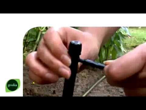 Cómo Instalar Un Sistema De Riego Por Goteo Leroy Merlin