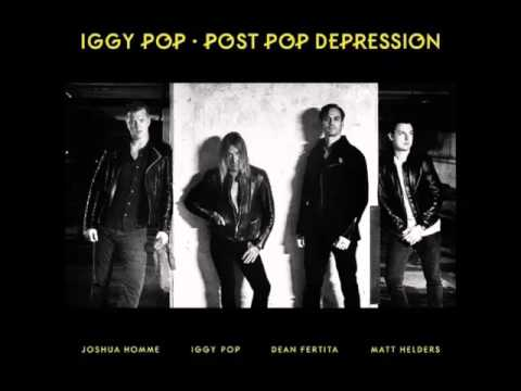 Iggy Pop - Paraguay (Post-Pop Depression - 2016)