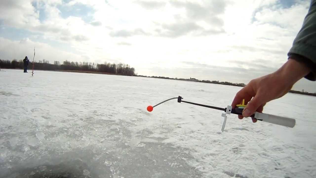 Как сделать донку для зимний рыбалки