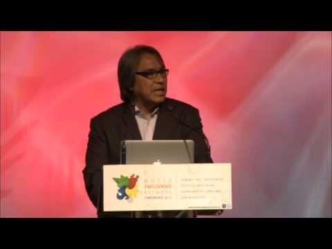 Keynote Speaker - James Anaya