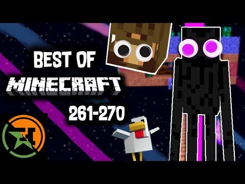 The Very Best of Minecraft | 261-270 | AH | Achievement Hunter