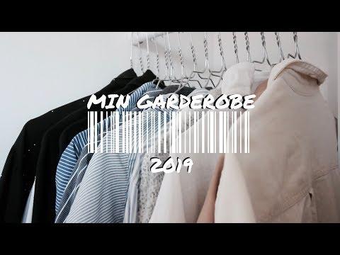 ET INDBLIK I MIN GARDEROBE 2019