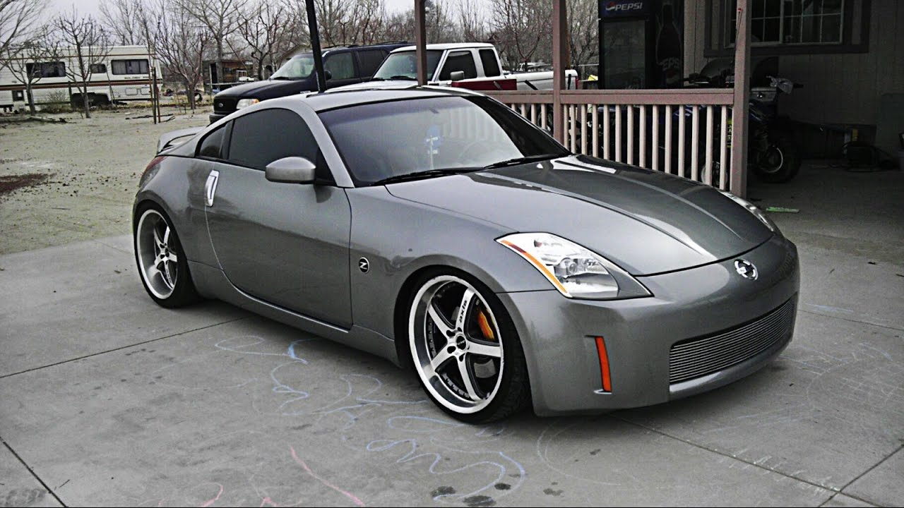 HOW TO! 350z high idle P0507