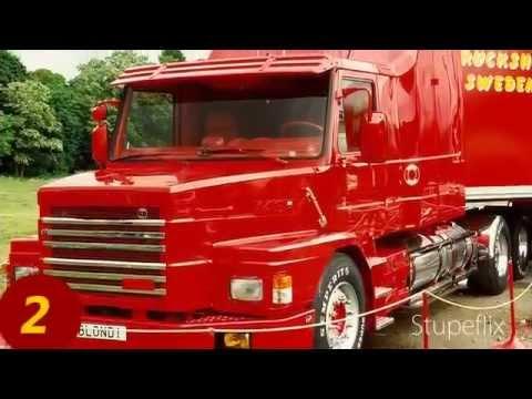 Scania 143 Gullwing Showtruck Youtube
