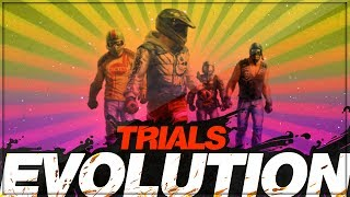 "TRIALS EVOLUTION | ""SPINNING CIRCLES"" 