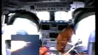 Shuttle launch CAMERACAR.avi