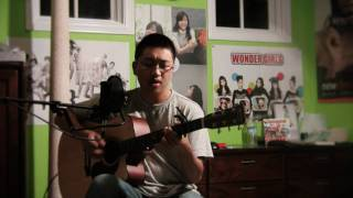 Wonder Girls - Nobody (Acoustic Guitar Cover) (Rainstone English Remix Ver.)
