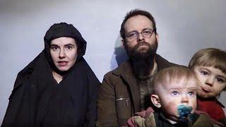 Американская семья спасена из афганского плена
