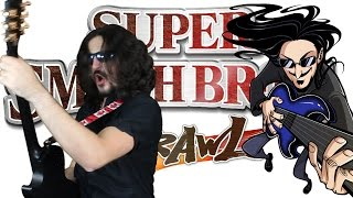 "Super Smash Bros Brawl - Final Destination ""Epic Rock"" Cover (Little V)"