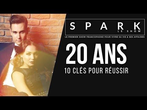 20 ans - 10 conseils pour réussir I Franck Nicolas