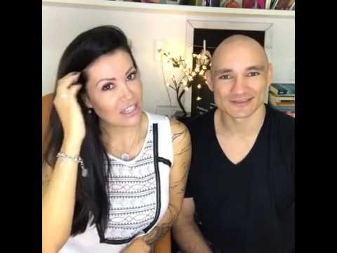 Ao Vivo  Paula Miranda e Vitor Miranda  Resiliência