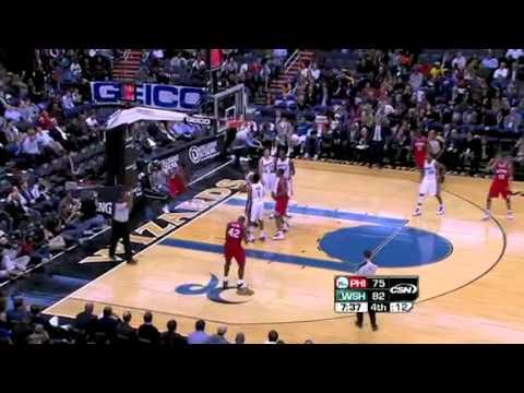 Sixers vs. Wizards 11/2/2010