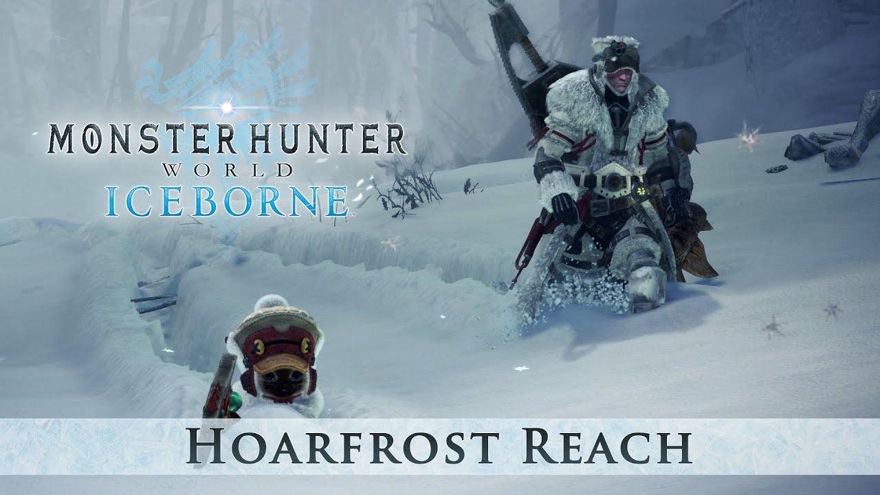 Monster Hunter World: Iceborne' Will Reward Players For