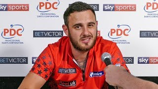 Joe Cullen: 'If I hit my doubles, I win.' Cullen confident after beating Gerwyn Price